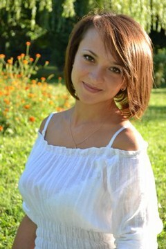 Olya from Lutsk 26 years - good girl. My small primary photo.