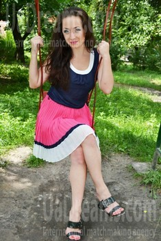 Yulia from Lutsk 22 years - waiting for you. My small public photo.