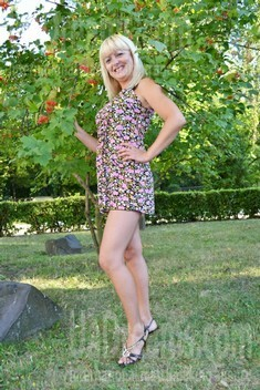 Irina from Lutsk 32 years - look for a man. My small public photo.