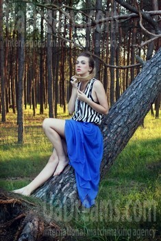 Anastasiia from Lutsk 21 years - intelligent lady. My small public photo.