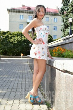 Lyudmila from Lutsk 20 years - ukrainian bride. My small public photo.
