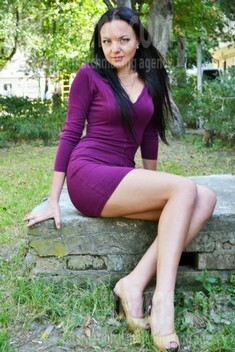 Lyudmila from Lutsk 20 years - girl for marriage. My small public photo.