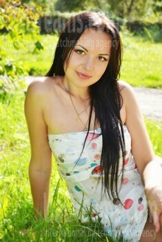 Lyudmila from Lutsk 20 years - attractive lady. My small public photo.