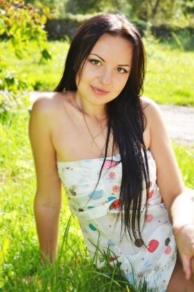 Lyudmila from Lutsk 20 years - girl for marriage. My big primary photo.