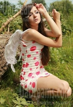 Lena from Lutsk 21 years - Kind-hearted woman. My small public photo.