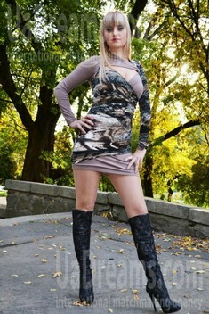 Yulia from Lutsk 26 years - future wife. My small public photo.