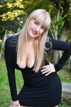 Yulia from Lutsk 27 years - girl for dating. My small primary photo.