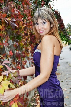 Oksana from Lutsk 31 years - seeking man. My small public photo.