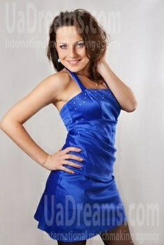 Yulya from Lutsk 23 years - happy woman. My small public photo.