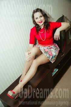 Yulya from Lutsk 23 years - beautiful woman. My small public photo.