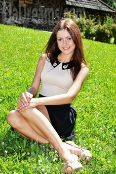 Tanya from Lutsk 24 years - look for a man. My small public photo.