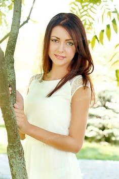 Tanya from Lutsk 26 years - eyes with love. My small public photo.