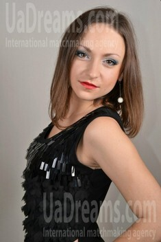 Yulia from Lutsk 23 years - favorite dress. My small public photo.