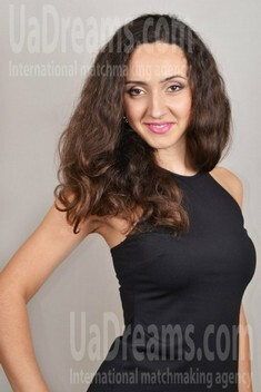 Alinka from Lutsk 27 years - future bride. My small public photo.