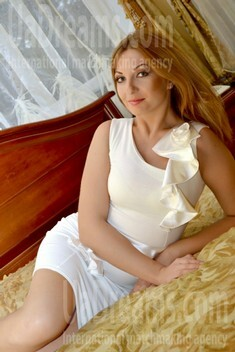 Inna from Lutsk 34 years - waiting for husband. My small public photo.