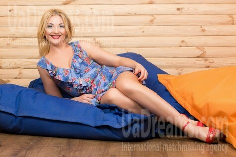 Inna from Lutsk 34 years - lovely girl. My small public photo.