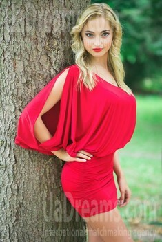 Anastasiya from Lutsk 21 years - searching life partner. My small public photo.