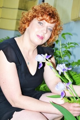 Victoria from Lutsk 39 years - romantic girl. My small primary photo.