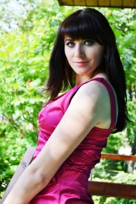 Lena from Lutsk 29 years - attentive lady. My small primary photo.