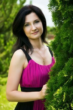 Nadia from Lutsk 36 years - girl for marriage. My mid primary photo.