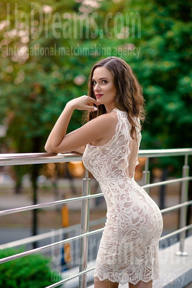 Tonya from Dnipro 30 years - nice smile. My small public photo.