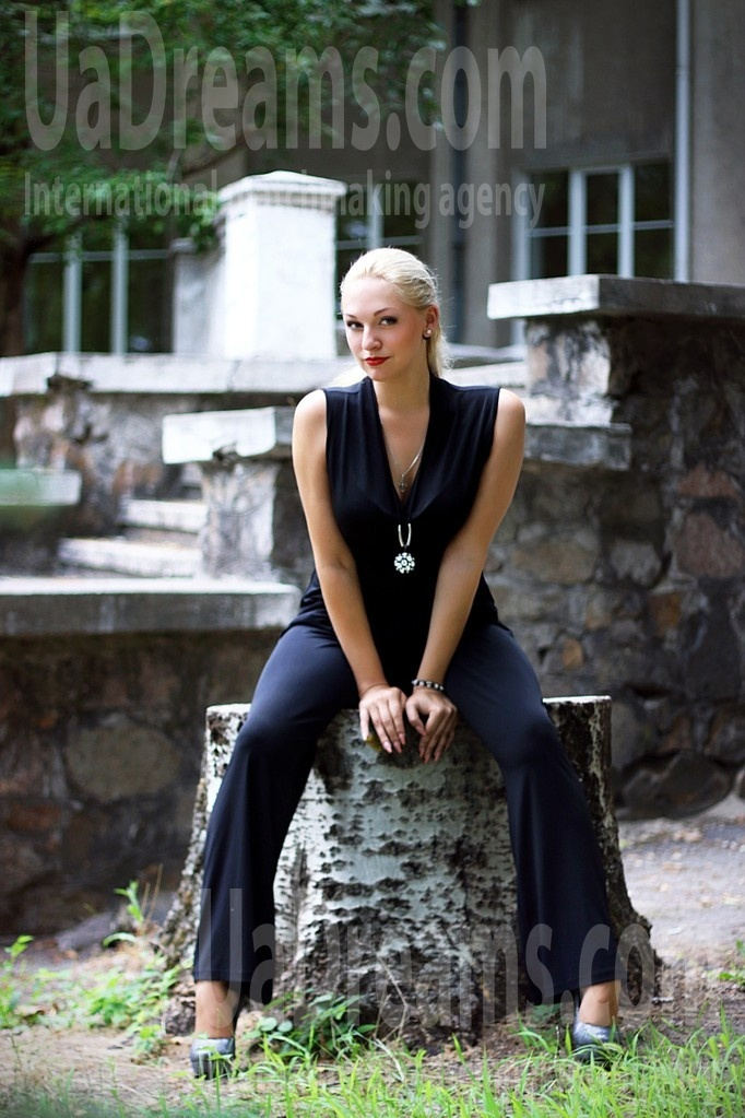 Asya from Zaporozhye 25 years - bride for you. My small public photo.