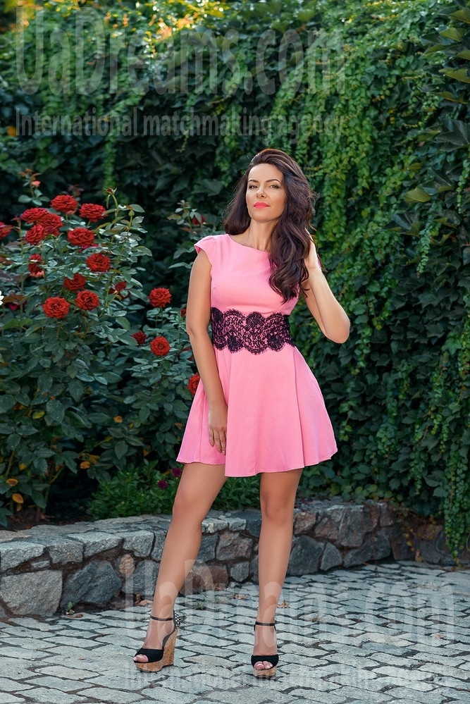Julie from Dnipro 31 years - waiting for husband. My small public photo.
