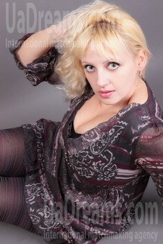 Julia from Simferopol 37 years - kind russian girl. My small public photo.