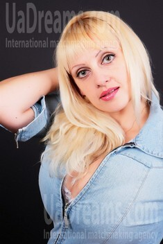 Julia from Simferopol 37 years - Music-lover girl. My small public photo.