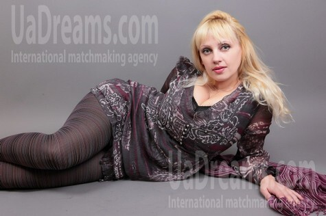 Julia from Simferopol 37 years - amazing appearance. My small public photo.