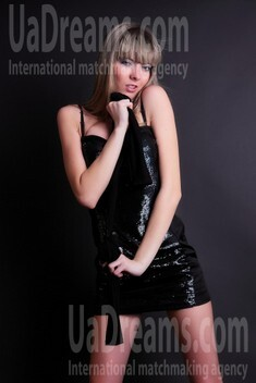 Anya from Simferopol 27 years - search for love. My small public photo.