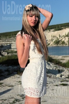 Anya from Simferopol 26 years - creative image. My small public photo.