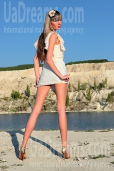 Anya from Simferopol 25 years - single lady. My small public photo.
