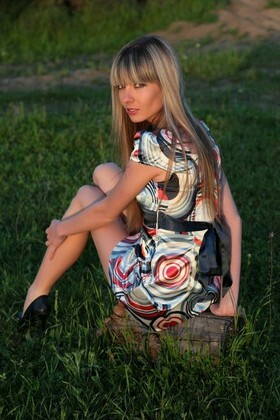 Anya from Simferopol 24 years - want to be loved. My big primary photo.