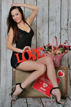 Natalya from Simferopol 24 years - Warm-hearted girl. My mid primary photo.