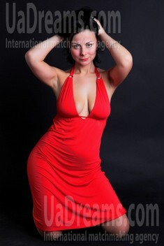 Alexandra from Simferopol 38 years - morning freshness. My small public photo.