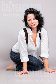 Alexandra from Simferopol 38 years - bright smile. My small public photo.