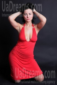 Alexandra from Simferopol 38 years - eyes lakes. My small public photo.