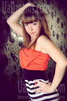 Kristina from Simferopol 26 years - loving woman. My small public photo.