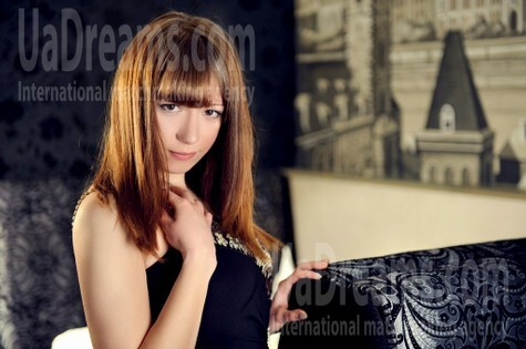 Kristina from Simferopol 26 years - creative image. My small public photo.