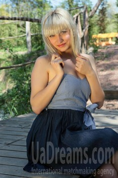 Tanya from Simferopol 25 years - Warm-hearted girl. My small public photo.
