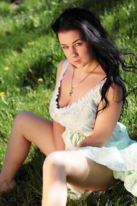 Lyuba from Simferopol 27 years - Warm-hearted girl. My big primary photo.