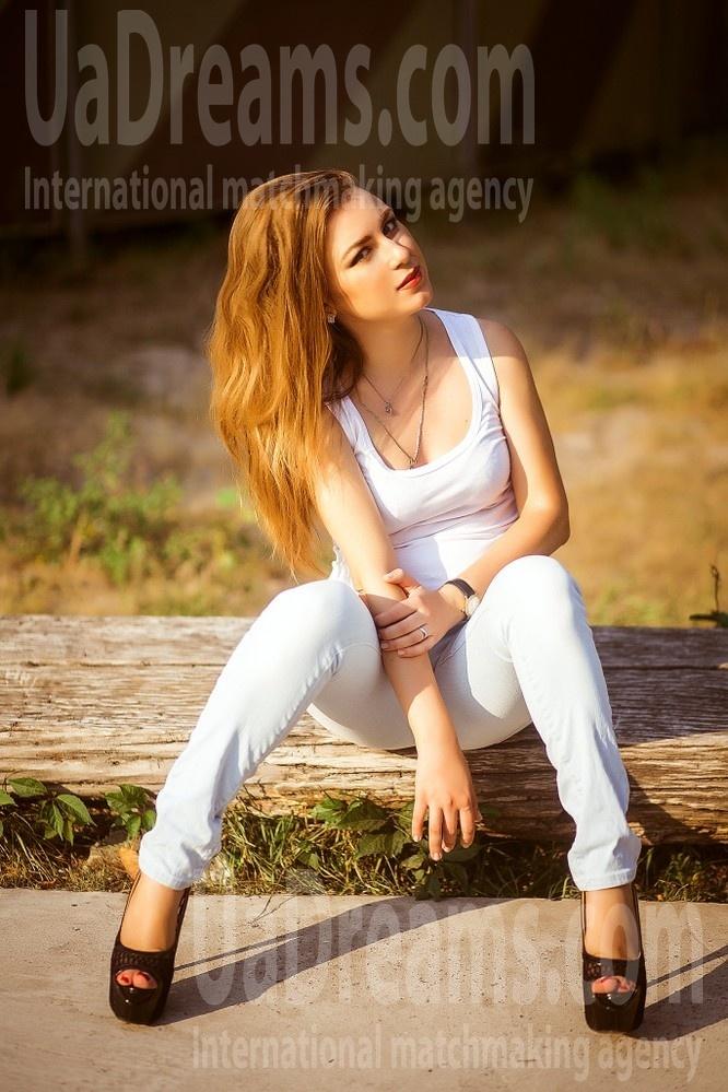 Marina from Dnipro 30 years - nice fiancee. My small public photo.