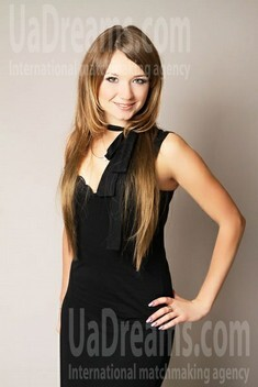 Natalia from Poltava 26 years - future bride. My small public photo.