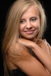 Elena from Donetsk 24 years - girl for marriage. My small primary photo.
