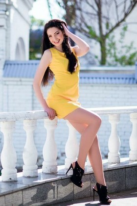 Alina from Poltava 21 years - girl for dating. My small primary photo.