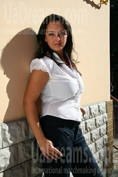 Oksana from Sumy 25 years - Warm-hearted girl. My small public photo.