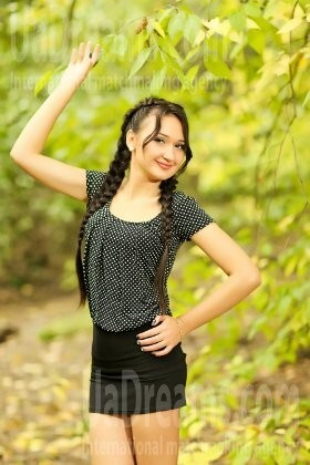 Katerina from Nikolaev 22 years - sunny smile. My big primary photo.