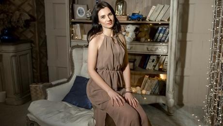 Marina from Kharkov 28 years - hot lady. My mid primary photo.