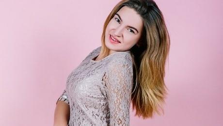 Hanna from Cherkasy 28 years - ukrainian girl. My mid primary photo.